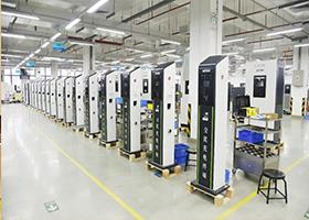 K充电云平台助力新能源汽车发展